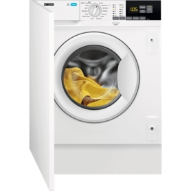 Zanussi Integrated 8kg 1400 Spin Washing Machine